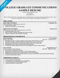 resume sle for college graduate biodata format for government resume layout sles