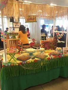Hawaiian Theme Decoration Ideas