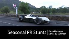 fh4 series 12 summer all pr stunts youtube