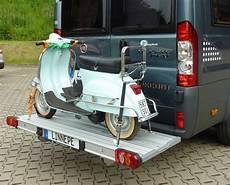 motorradträger wohnmobil 200 kg linnepe slideport lastentr 228 ger f 252 r fiat ducato ab bj 07