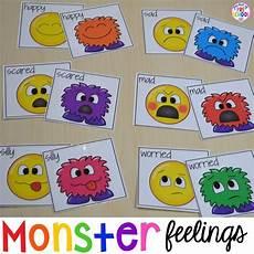 free feeling cards for preschool pre k
