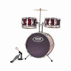 Verve 3 Junior Drum Set Ajd 302 Music123