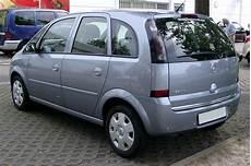 File Opel Meriva Rear 20080530 Jpg Wikimedia Commons