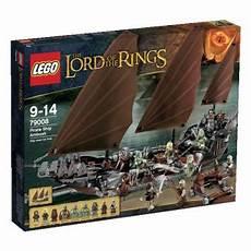 lego seigneur des anneaux lego 174 le seigneur des anneaux 79008 l embuscade du bateau