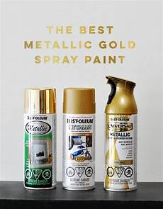 the best metallic gold spray paint visual heart creative studio