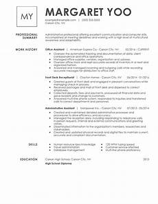 check out our receptionist resume exle 10 skills to add