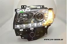swlight headlights vw t4 96 03 led parking light chrome