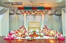 decoration photo indian wedding stage decoration wedding stage decoration