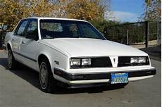how to learn about cars 1985 pontiac 6000 free book repair manuals 1985 pontiac 6000 in el cajon ca 1 owner car guy