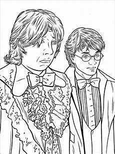 harry potter coloring pages and print harry