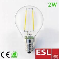 2014 China Manufacturer New Item Led Filament Led Bulb 2w