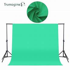 100x160cm Woven Fabrics Chromakey Green Photography by 1 6x2m 5 2x6 5ft Shooting Green Screen Photo Background