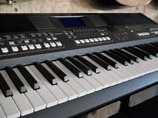 yamaha psr s 650 keyboard gebraucht