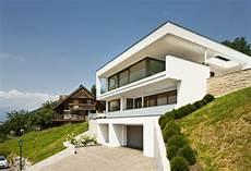 Einfamilienhaus Hanghaus Klaus Modern Edelstahlpool
