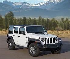 jeep wrangler 2020 jeep presents two new special models for 2020 lineup