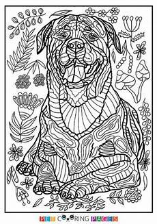 Ausmalbilder Hunde Rottweiler Malvorlagen Hunde Rottweiler Aglhk