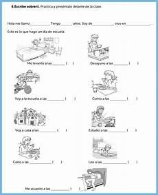 spanish worksheets for interactive learning rockalingua
