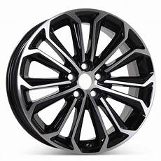 new 17 quot x 7 quot replacement wheel for toyota corolla 2014