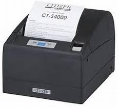receipt printer citizen cts4000 thermal receipt printer hotpos citizen ct s4000 pos high speed thermal receipt printer