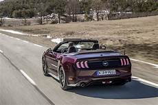 Ford Mustang Convertible 2 3 Ecoboost 2dr Auto Leasing