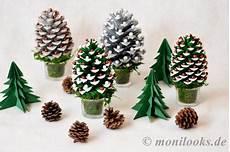 diy weihnachtsdeko wie tannenzapfen zu tannenb 228 umchen