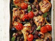 Mediterrane Diät Rezepte - ofen h 228 hnchen mit gem 252 se rezept eat smarter