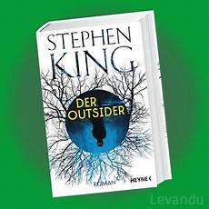 Stephen King Der Outsider - der outsider stephen king horror gebundene