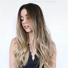 pretty ombre hair color rehab