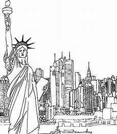 New York Malvorlagen Mp3 Nyc Subway Coloring Pages At Getcolorings Free
