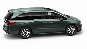 2020 Honda Odyssey Release Date Changes Interior Colors