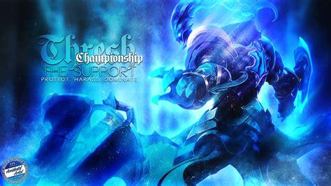 Championship Thresh Wallpaper