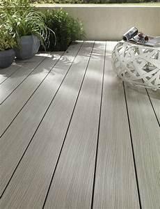 sol exterieur bois sol de terrasse les bons rev 234 tements c 244 t 233 maison