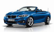 2015 bmw 2 series convertible gets m sport package