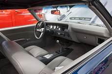 1970 chevelle pro touring grey custom interior auto
