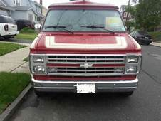 Sell Used 1988 Chevrolet G20 Van In North Arlington New