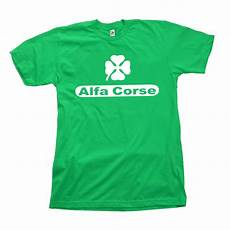 alfa romeo t shirt alfa corse alfa romeo racing t shirt on storenvy