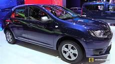 Dacia Logan Stepway Celebration - 2015 dacia logan celebration tce 90 exterior and