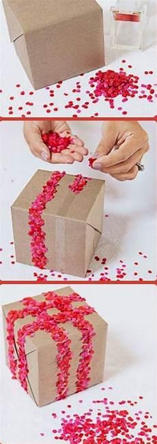 inspiration diy geschenk besonders verpacken diy