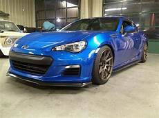 Subaru Brz Kit Rear Splitter Side Skirts Easy