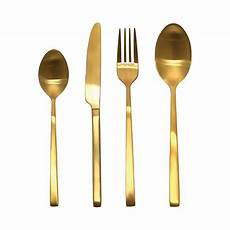 greengate besteck set thiana gold 16 teilig kaufen