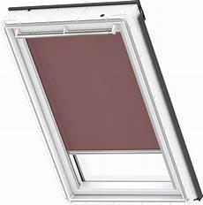 Rollos Dachfenster Velux - dachfenster rollo braun schwarz violett original velux ggl