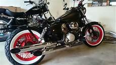 Honda Shadow 125 Bobber Motorrad