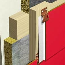 dachisolierung außen trespa meteon befestigung trespa fassadenplatten mit keil