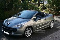 2009 Peugeot 207 Cc Roland Garros 120 Vti Car Photo And