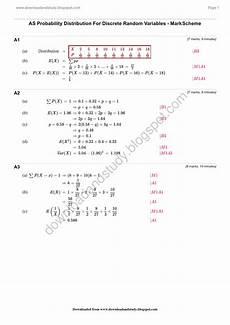 probability worksheet igcse 5803 study