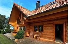 Urlaub Im Exklusiven Ambiente Naturstammhaus Am Haff