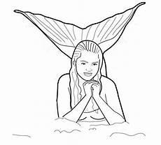 Ausmalbilder Meerjungfrau Mako Desenhos Para Colorir E Imprimir Desenhos Para Colorir E