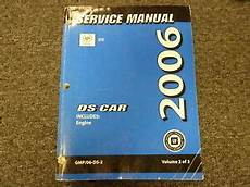 manual repair free 2006 cadillac sts head up display 2006 cadillac sts sedan shop service engine repair manual v2 v6 v8 awd 3 6l 4 6l ebay