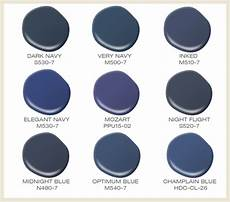 colorfully behr color of the month inky blue