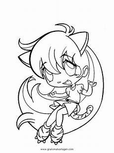 Anime Malvorlagen Comic 09 Gratis Malvorlage In Animes Comic